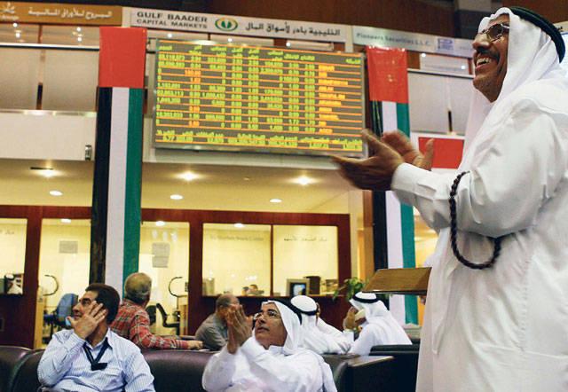 336 مليون درهم صافي مشتريات الأجانب ببورصات الإمارات بـ5 جلسات