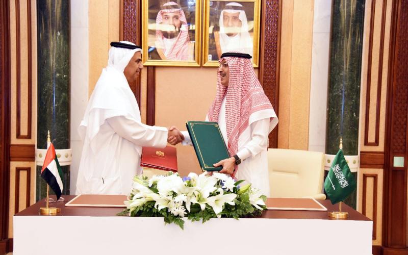 اتفاق الإمارات والسعودية على تجنّب الازدواج الضريبي