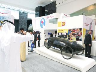 «شل» تبحث استكشاف فرص تطوير الغاز في أبوظبي
