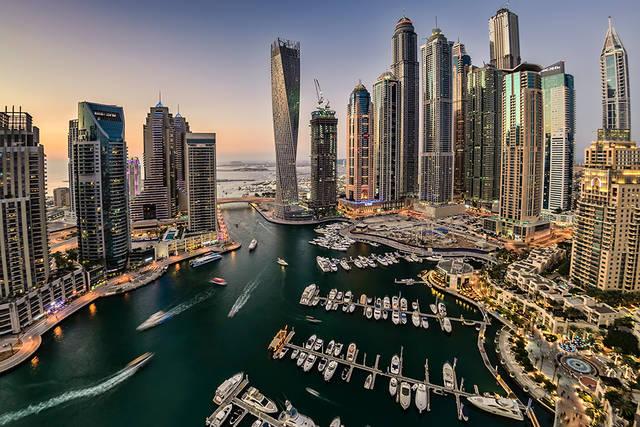 Real estate deals in Dubai exceed one billion dirhams