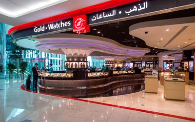 6.65 مليارات درهم مبيعات سوق دبي الحرة في 2013