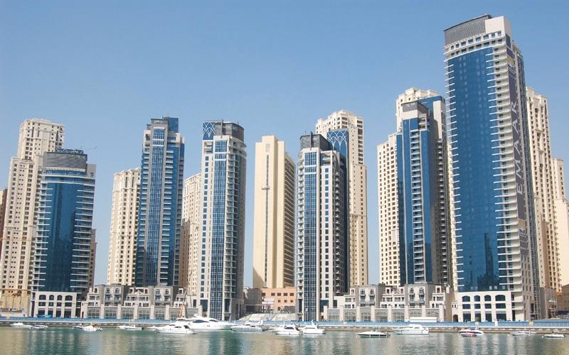 2.9 مليار درهم تصرّفات عقارات دبي في أسبوع