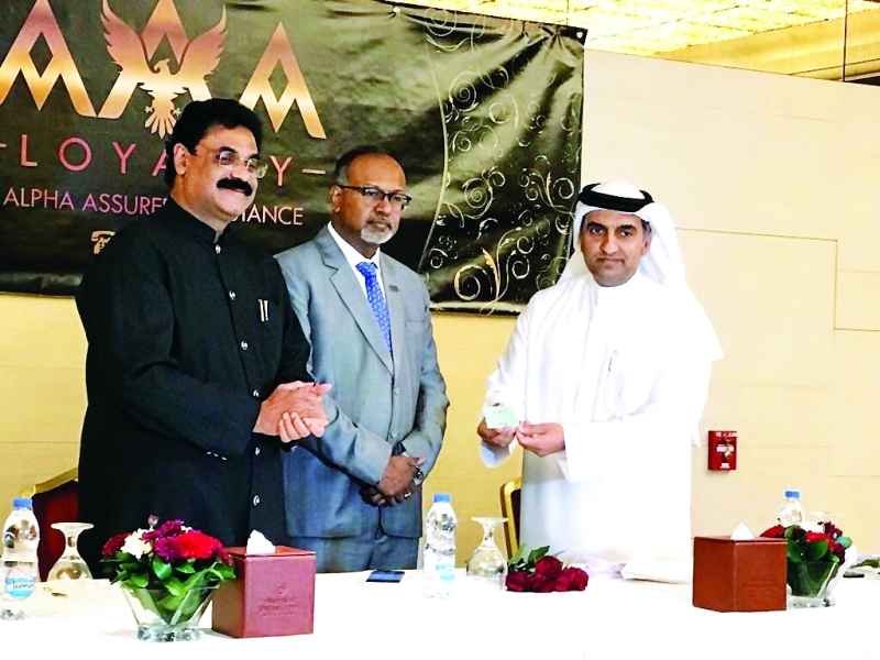0 thousand customers of «Alpha Incense» in the UAE 2017