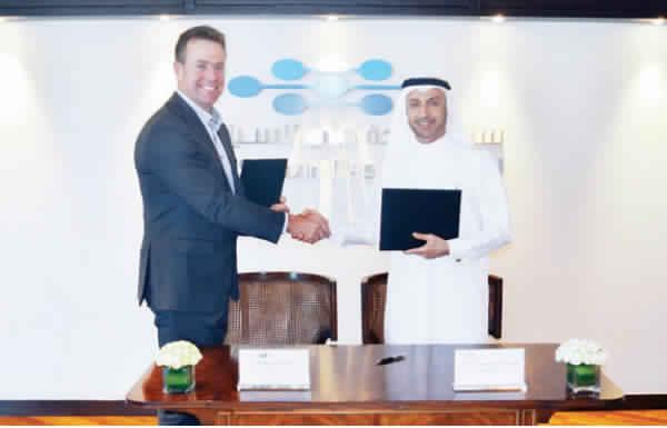 «واحة دبي للسيليكون» توقع اتفاقية شراكة مع «جاكوار لاند روفر»