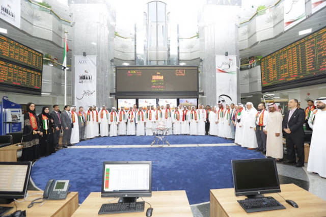 Abu Dhabi Stock Exchange losses close to 3 billion dirhams