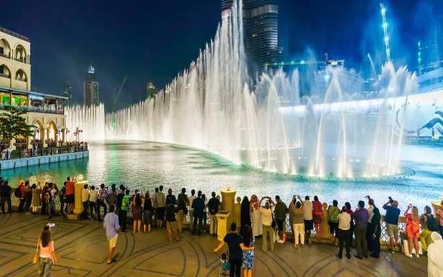 الإمارات تتوقع نمو مساهمة السياحة بالناتج الإجمالي بنحو 5% خلال2018