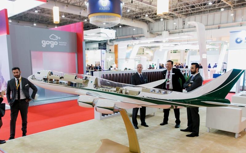 «إمبراير»: 200 طائرة جديدة لرجال الأعمال تدخل المنطقة خلال 10 أعوام