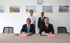 36.7 مليار درهم تستثمرها مجموعة صينية بمشروع على 7.6 كيلومترات في «خليفة الصناعية»