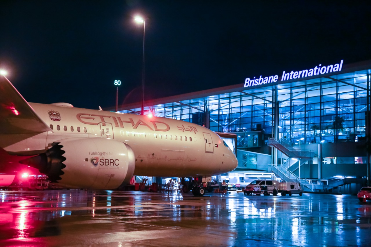 الاتحاد للطيران أول شركة في العالم تشغل رحلة خالية من البلاستيك