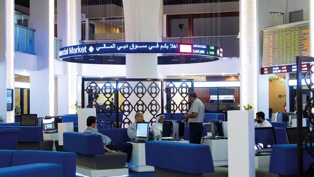 بورصة دبي تربح 6.5 مليار درهم في ختام التعاملات