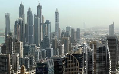 أكثر 10 مناطق تصرفاً في الوحدات السكنية في دبي