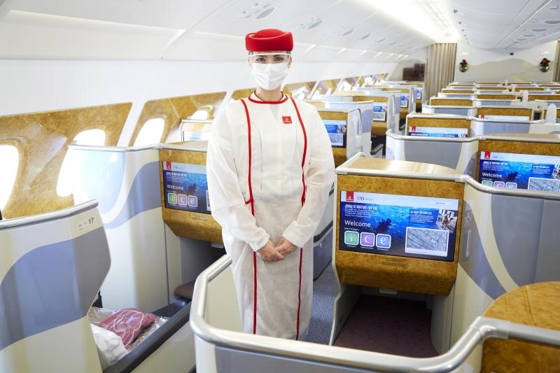 طيران الإمارات تتصدر عالمياً في السفر الآمن