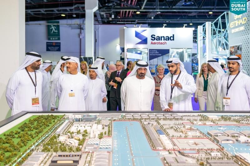 الإمارات تقود الطلب على صيانة الطائرات في المنطقة