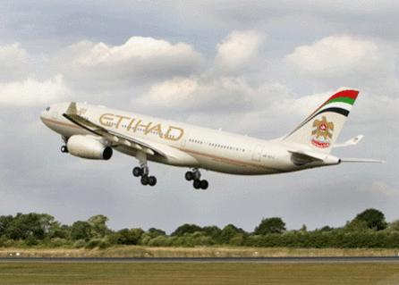 الاتحاد للطيران تبدأ بتسيير رحلات يومية إلى تشنغدو