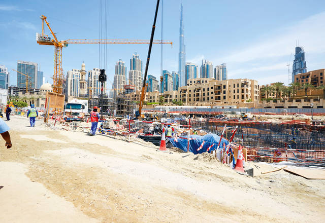 UAE leads growth of construction equipment in the region