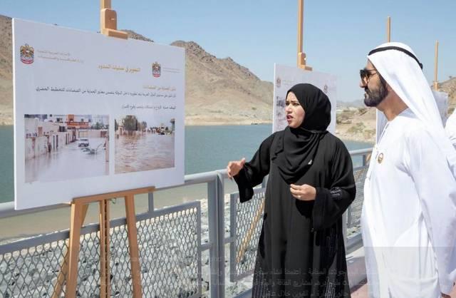 الإمارات: تخصيص 5.8 مليار درهم لمشاريع الطاقة والمياه بالمناطق الشمالية