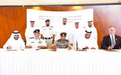 اتفاقية بين 5 جهات لتعزيز خدمات مطار أبوظبي
