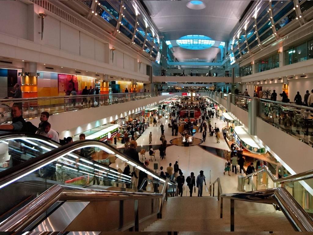 40 مليون درهم استثمارات مطارات دبي في ترشيد الطاقة