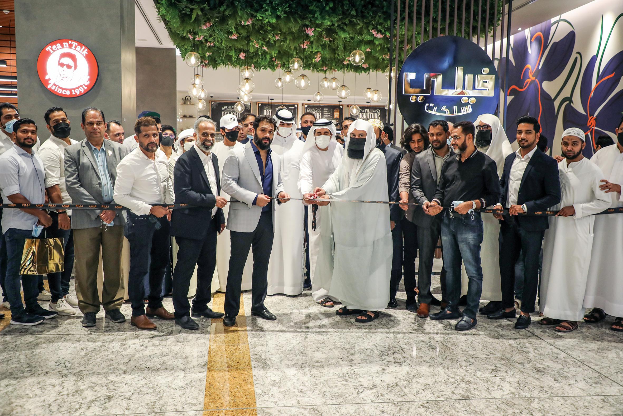 «فيلي سيليكت» تفتتح 7 فروع في الإمارات بحلول 2022