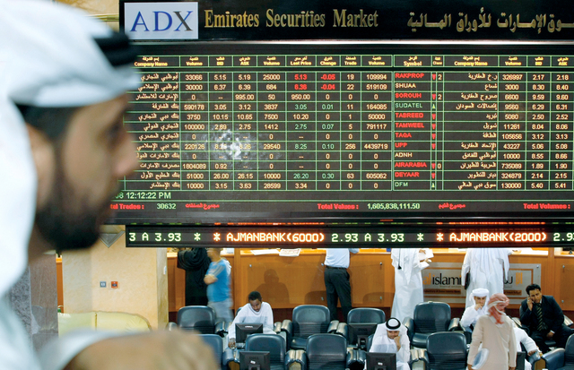 اندماج أبوظبي الوطني والخليج الأول يُنعش أسواق الإمارات