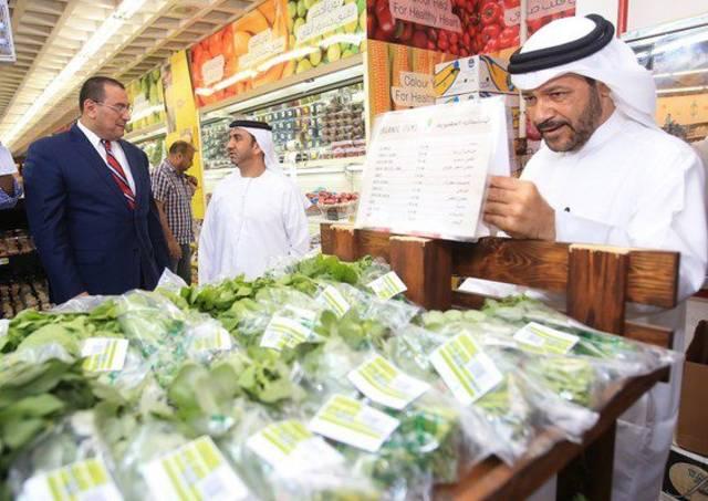 الإمارات: 450 جولة رقابية على الأسعار خلال رمضان