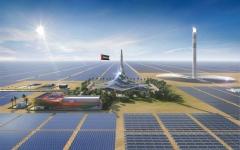 «إيكو ـ بزينيس»: الإمارات تقود المنطقة في الطاقة الشمسية المركّزة