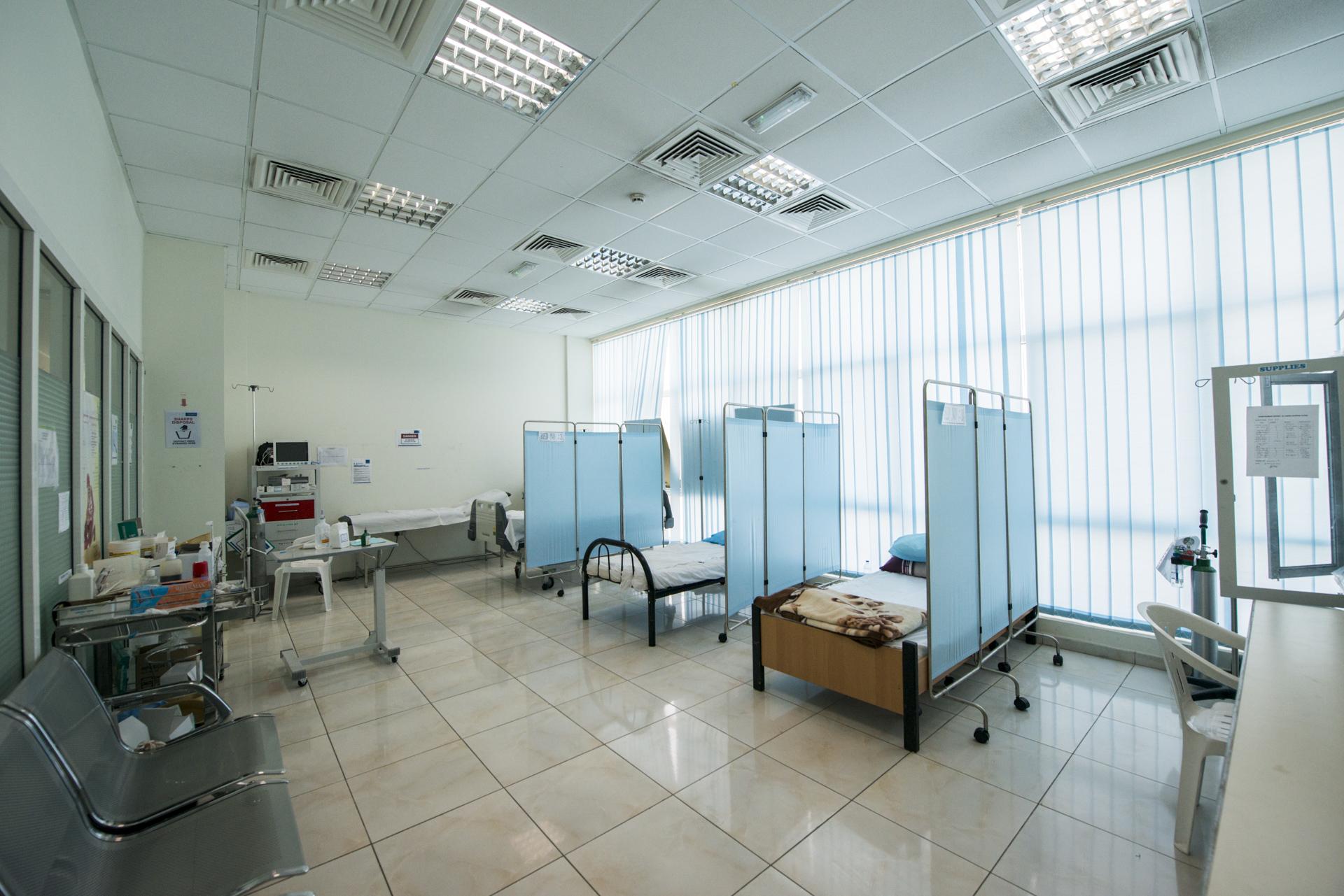 Precautionary measures in 30 labor cities in Abu Dhabi to reduce corona