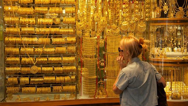 274 مليار درهم مبيعات الذهب والمجوهرات بدبي خلال 2018