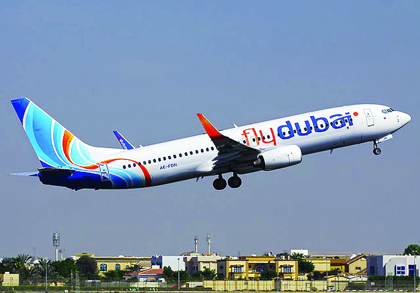 Flydubai operates return flights to 13 destinations
