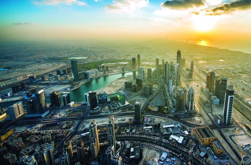 6 مليار درهم استثمارات الأجانب في عقارات دبي