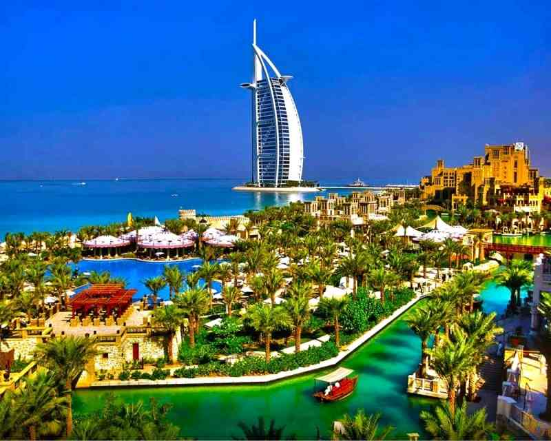 الإمارات الأولى إقليمياً في الاستثمار السياحي