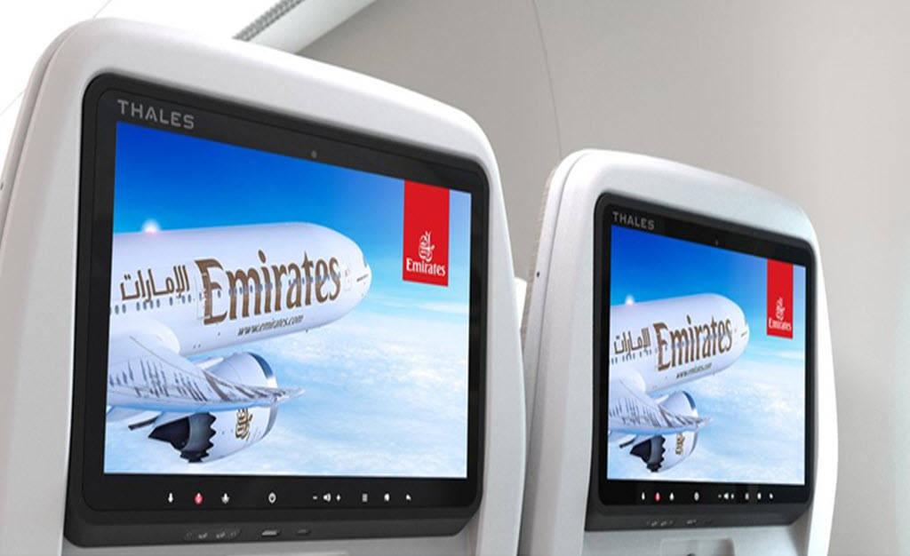 تاليس تبرم شراكة مع طيران الإمارات