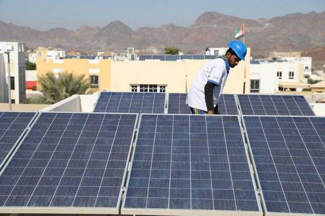 Etihad Esco successfully completes Hatta Solar Project