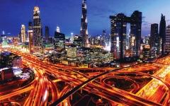دبي الأولى بين مدن الإمارات في جذب السياحة