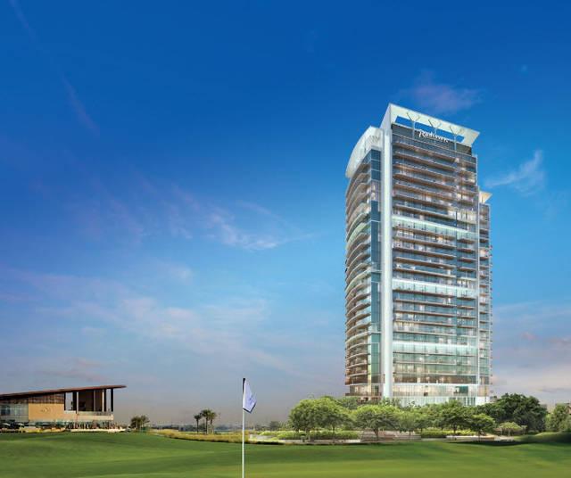 DAMAC and Radisson are launching a hotel in Dubai