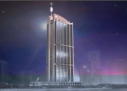 برياتوني الأوروبية تستحوذ على برج دبي ستار