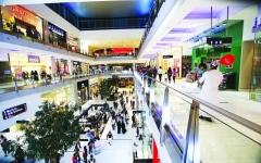 مركز تسوق جديداً قيد الإنشاء في دبي