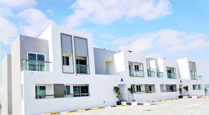 بيع 75 % من مشروع «سان بيم هومز» في دبي