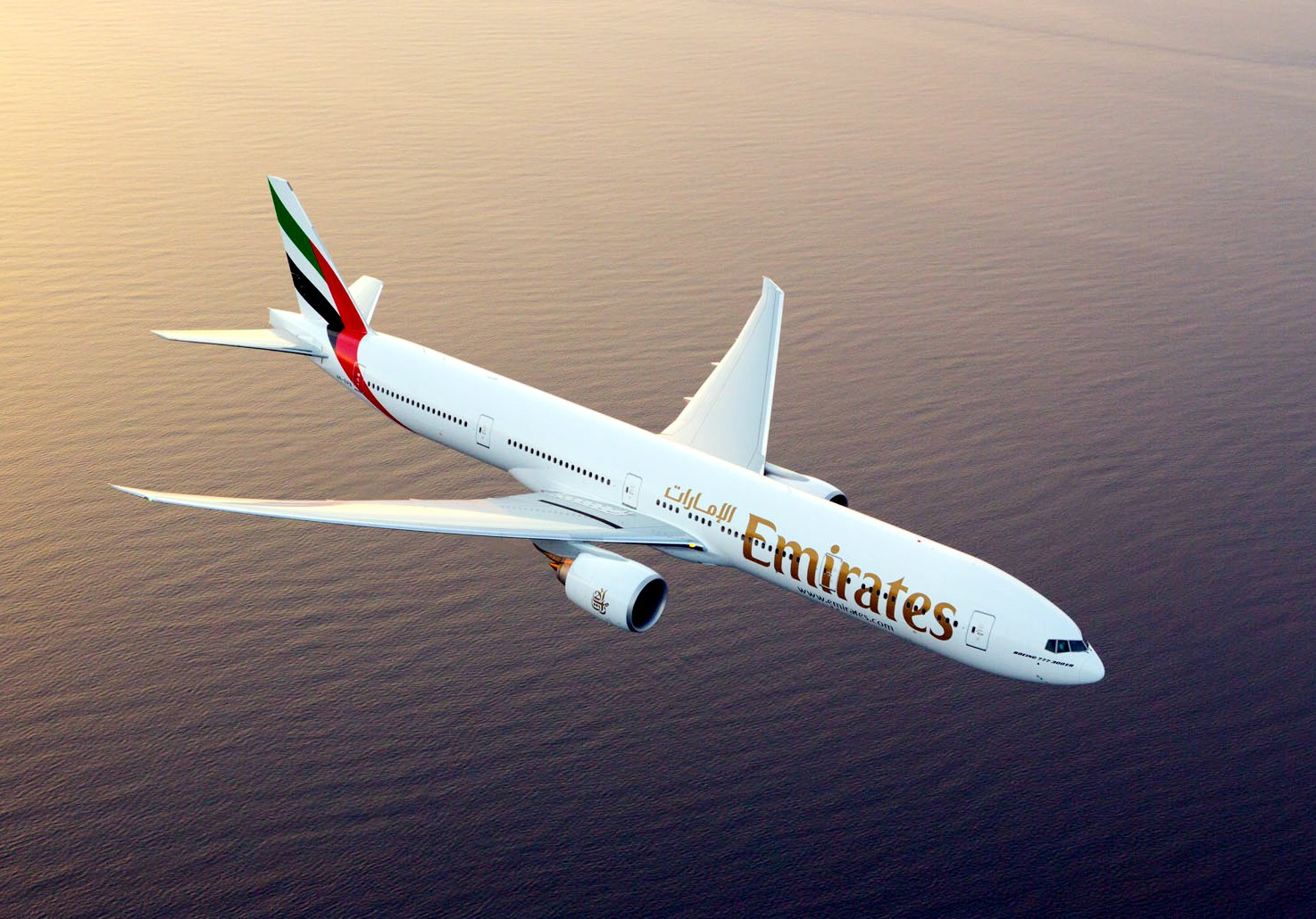 Emirates Airlines will operate flights to 8 destinations next week