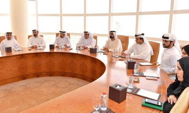 محمد بن راشد يُطلق استراتيجية حكومية متكاملة لاستشراف المستقبل