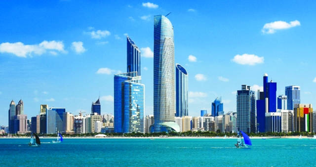 Abu Dhabi is reviewing the improvements in the electronic system for building licenses under Corona