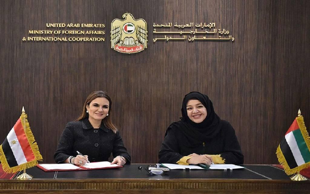 6 مليارات دولار حجم استثمارات الإمارات المباشرة في مصر
