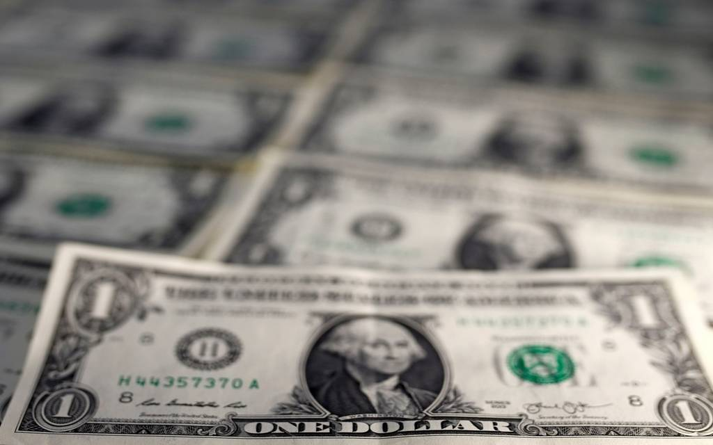The dollar continues to rise since the end of January