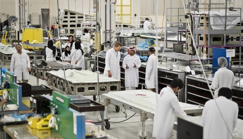 467 industrial facilities in Abu Dhabi comply with safety standards