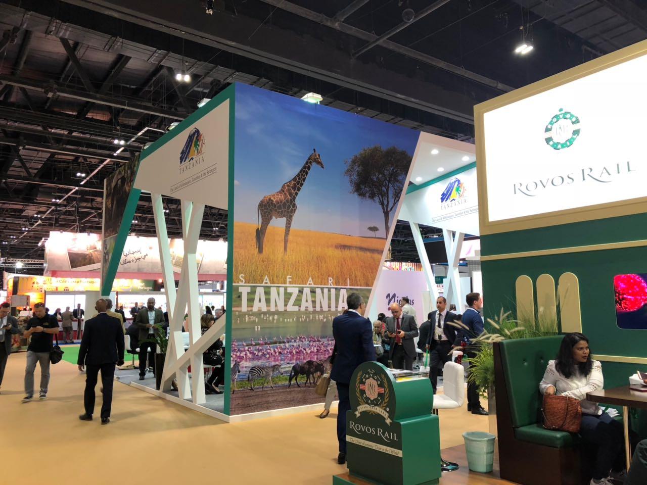 انطلاق فعاليات الدورة الـ 25 من معرض سوق السفر العربي