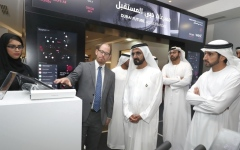 محمد بن راشد: جعلنا من صحراء دبي طريقاً إلى العالمية