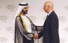 0 سنوات من الشراكة الاستراتيجية بين الإمارات والمنتدى الاقتصادي العالمي