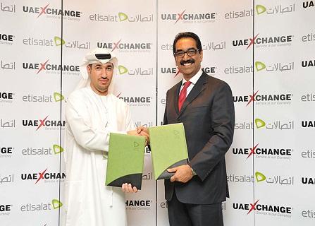 الإمارات للصرافة توفر خدمة سداد الفواتير لعملاء اتصالات