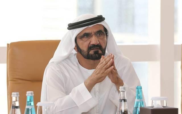 محمد بن راشد يصدر مرسوماً بتعيين مدير عام جديد لـ