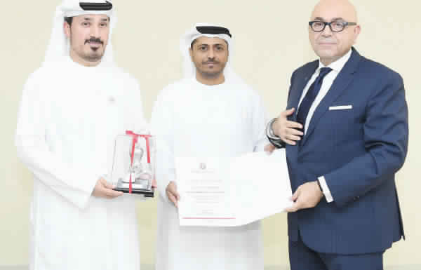 Emirates Glass achieves 1 million working hours without injuries